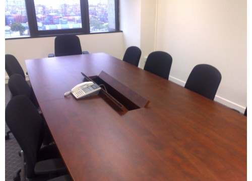 CONFERENCE TABLE - Wooden Leg Design 1