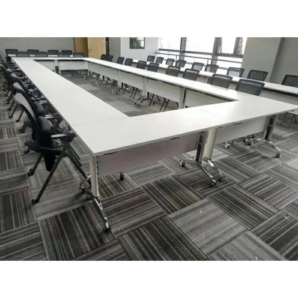 TRANING ROOM /FOLDING TABLE / ADJUSTABLE TABLE / FIBREGLASS CANTEEN TABLE