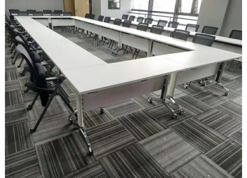 Folding Table - Adjustable Height