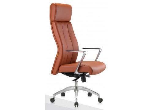 KI-HUG04: Highback chair c/w backtilt locking function and lumbar Support.