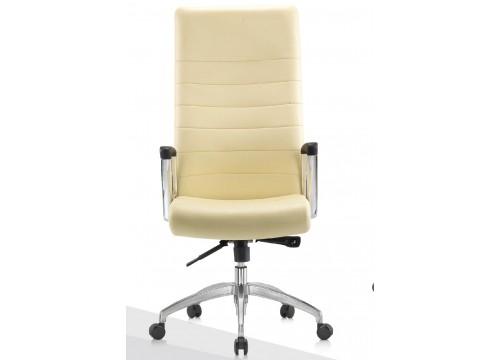 KI-LUG-08 :  Highback chair c/w backtilt locking function and lumbar Support.