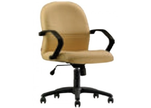 KI-262LB -Lowback fabric armchair with recliner function and lumbar Support