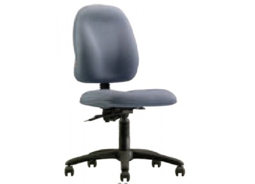 KI- 391A-NA  Ergonomic Clerial chair without armrest with back recliner function
