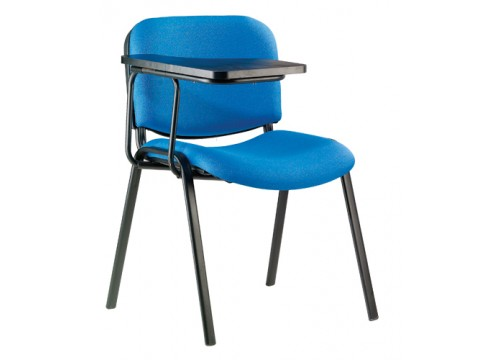 KI- 3013A-T(TC)-4 Leggel visitor chair with one side writing borad