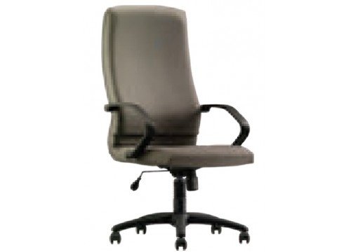 KI-240HB -Highback fabric armchair with recliner function and lumbar Support