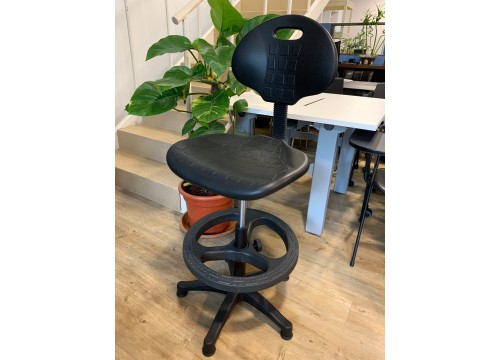 KI-Lab chair ESD Clean room with footring
