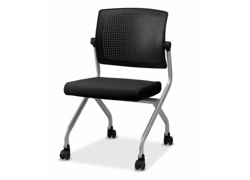 KI -542 - Mesh Backrest , Folding Chair -NO ARMREST