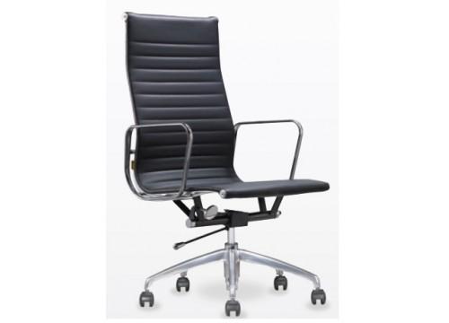 KI-3NV-HBPU-Highback exective meeting chair with locking function