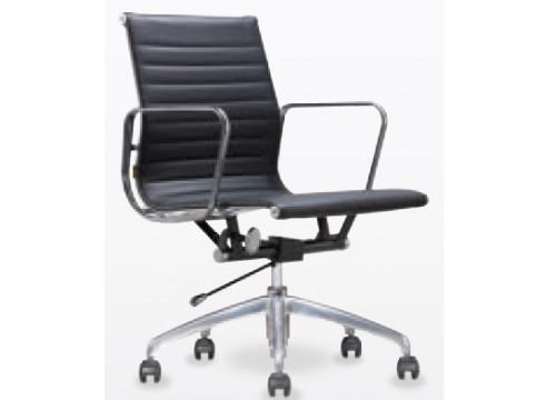 KI-3NV-LBPU-Lowback exective meeting chair with locking function