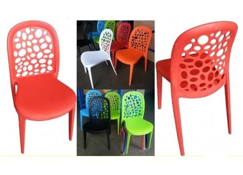 Polyproplene Chair (Plastic Chair)  -E053