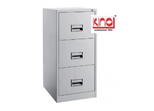 KI-106B - Steel 3 drawers filing cabinet