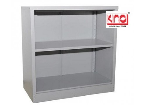 KI - 112W-1 -Steel half height openshelf c/w 1 shelf