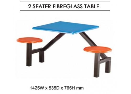 FibreGlass Canteen Table KI--143
