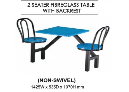 FibreGlass Canteen Table KI-146