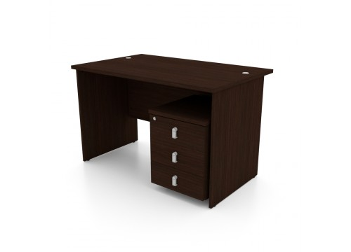 Table with Drawers (Wooden Leg )