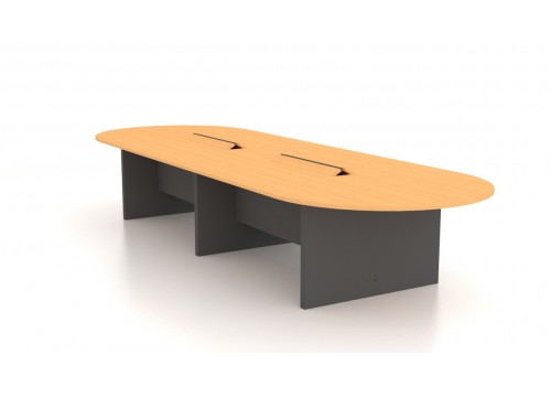 CONFERENCE TABLE - Wooden Leg Design 2