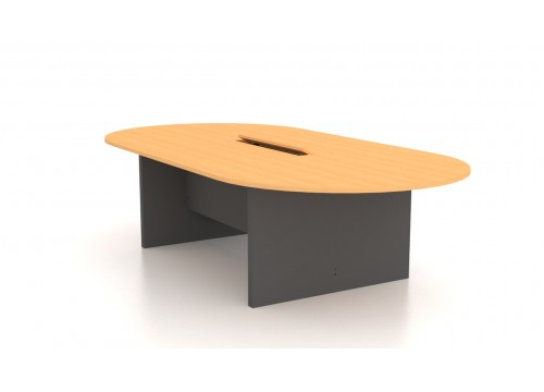 CONFERENCE TABLE - Wooden Leg Design 3