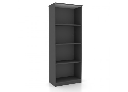 Cabinet - High Open shelf Cabinet c/w lock  Size : 800W x 450D x 2100H