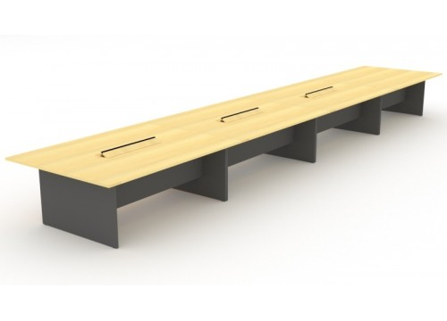 CONFERENCE TABLE - Wooden Leg Design L