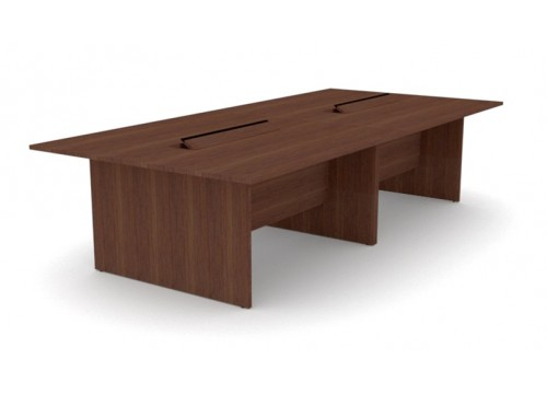 CONFERENCE TABLE - Wooden Leg Design Z
