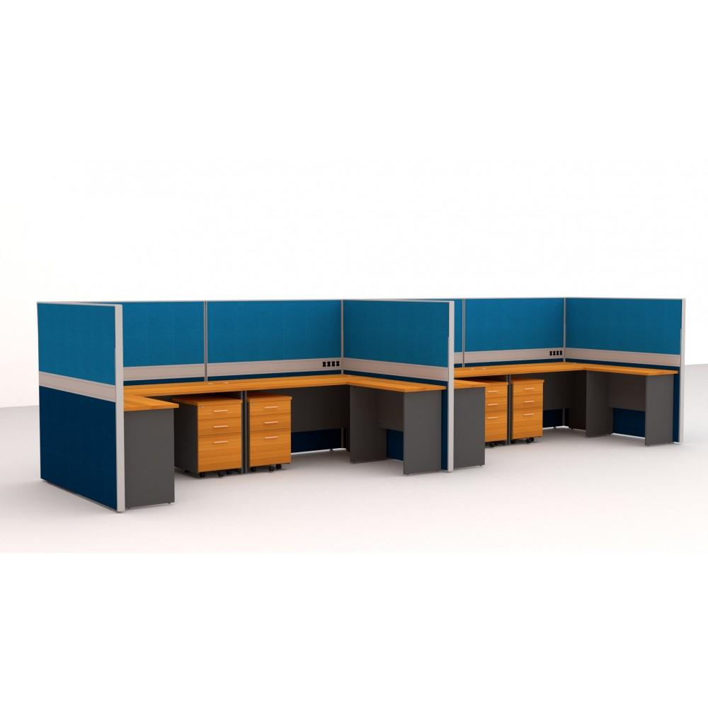 OPEN -PANEL WORKSTATION SYSTEM